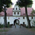 Torhaus Dölitz - vom Rittergut zum Schloss