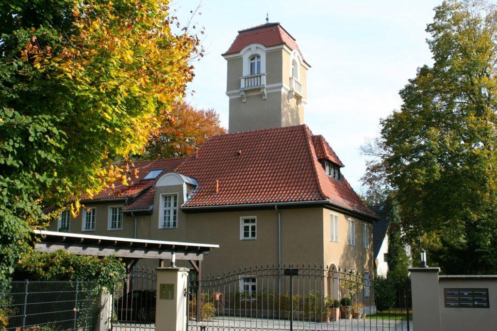 Turmhaus am Herrenhaus Raschwitz Markkleeberg
