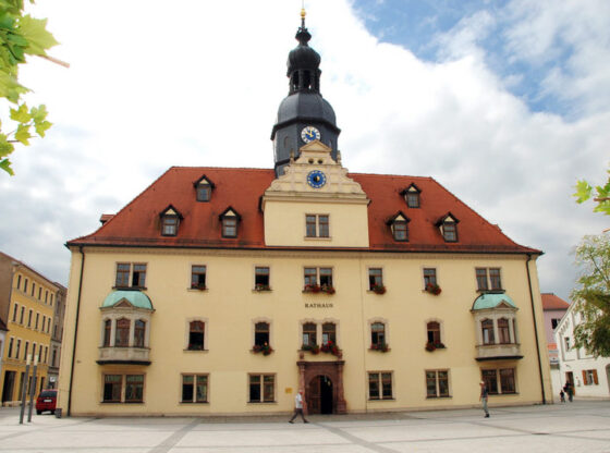 Rathaus Borna