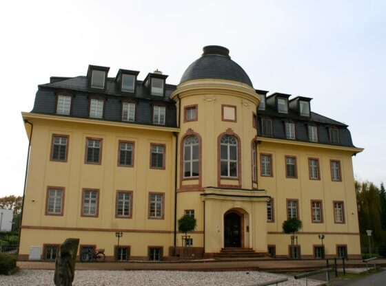 Schloss Zöbigker Markkleeberg