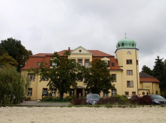 Schloss Gundorf - Rittergut Neuscherbitz in Leipzig Böhlitz-Ehrenberg