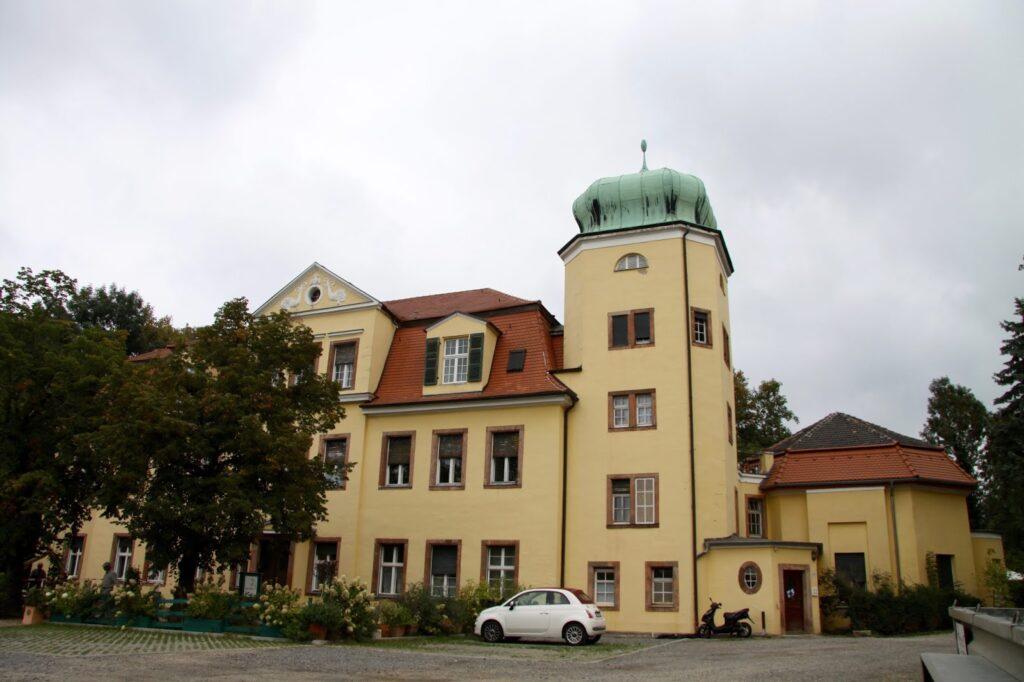 Schloss Gundorf in Leipzig Böhlitz-Ehrenberg