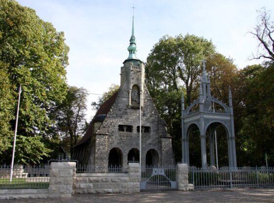 Gustav-Adolf-Denkmal bei Lützen