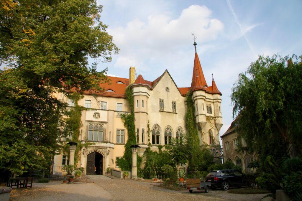Schloss Püchau bei Leipzig