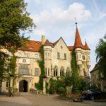 Schloss Püchau in Machern