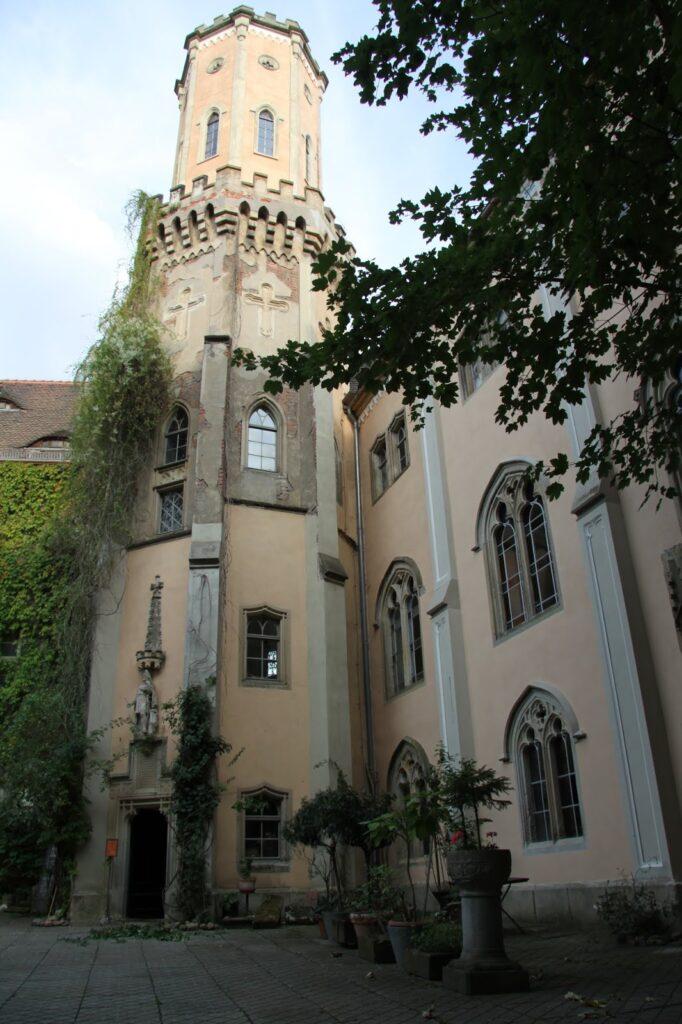 Schlossturm Püchau Machern