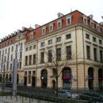 Städtisches Kaufhaus in der Innenstadt