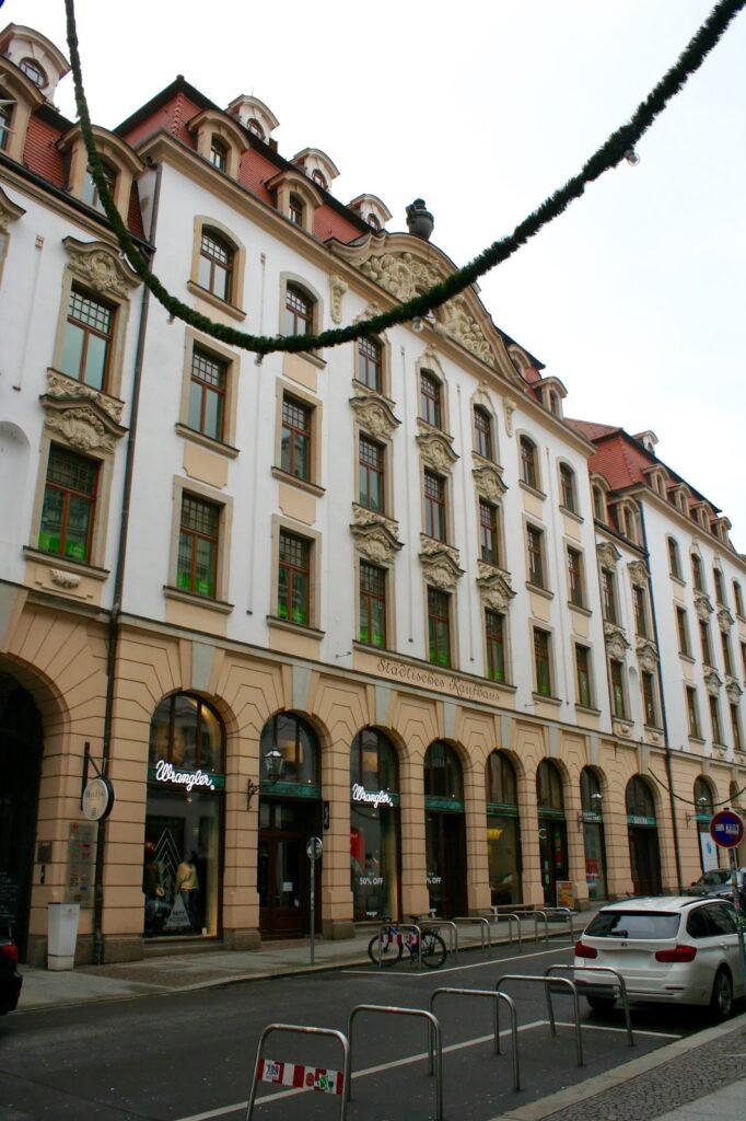 Städtisches Kaufhaus Leipzig zum Neumarkt