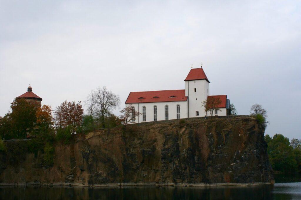 Bergkirche Beucha in Brandis