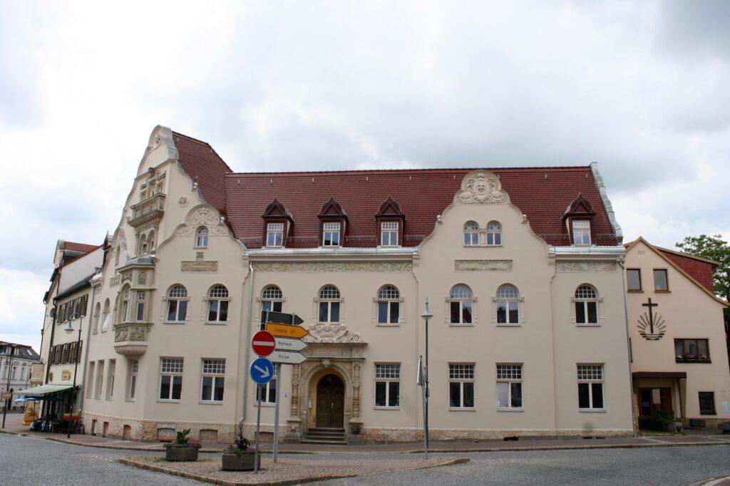 Seidemannhaus Taucha bei Leipzig