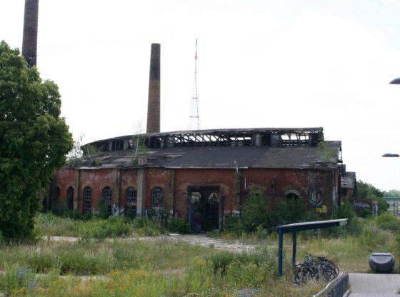 Bahnbetriebswerk Bayerischer Bahnhof Leipzig