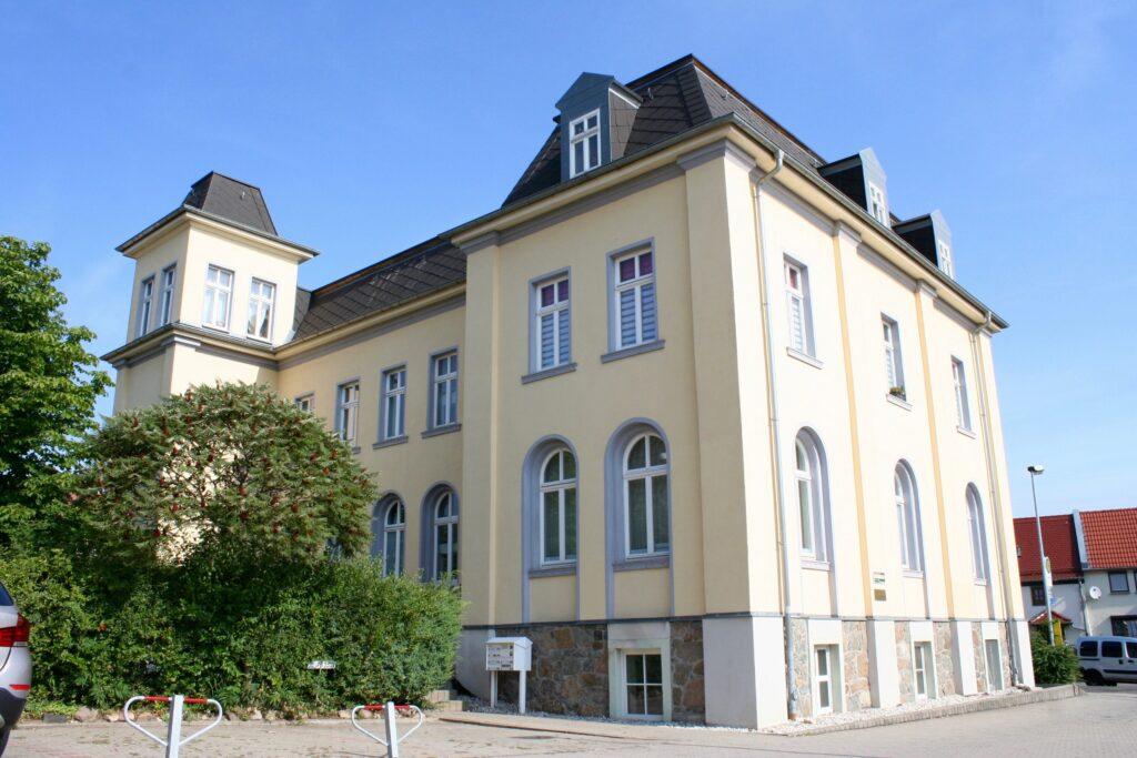 Gutshaus am Park in Panitzsch wurde auch Jägersches Gutshaus, nach dem letzten Besitzer, genannt