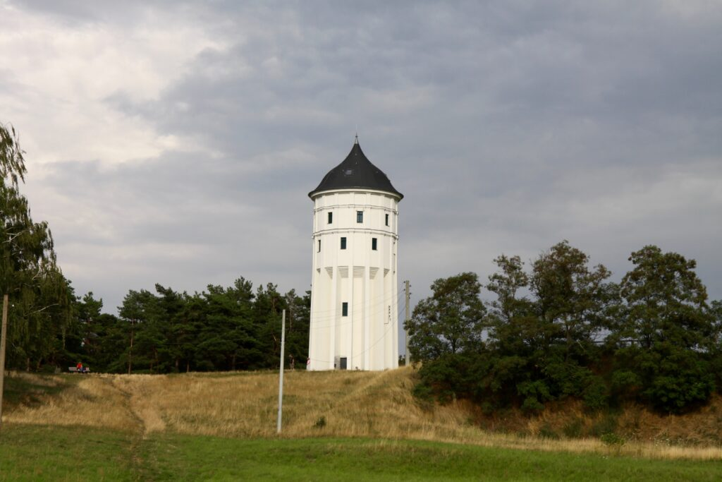 Wasserturm auf dem Rückmarsdorfer Wachberg