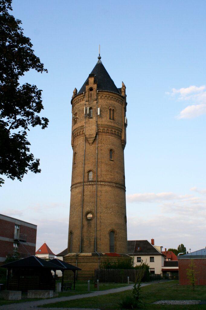 Wasserturm in Zwenkau