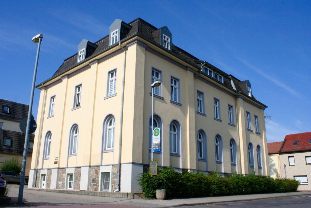 ehemaliges Herrenhaus in der Teichstrasse 5 Panitzsch