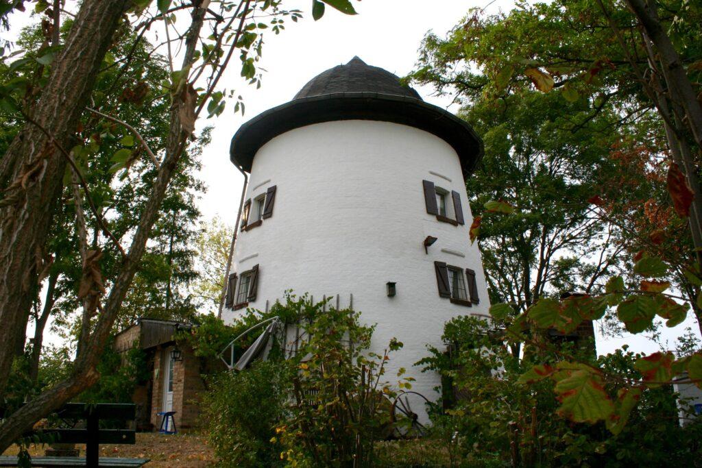 Windmühle in Göhrenz