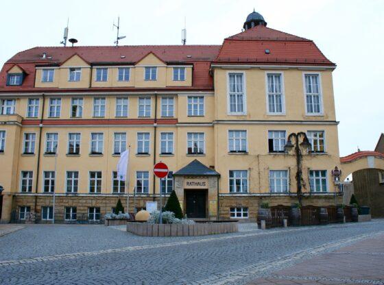 Rathaus der Stadt Taucha
