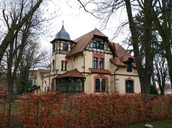 Villa Guhr in Leipzig Engelsdorf