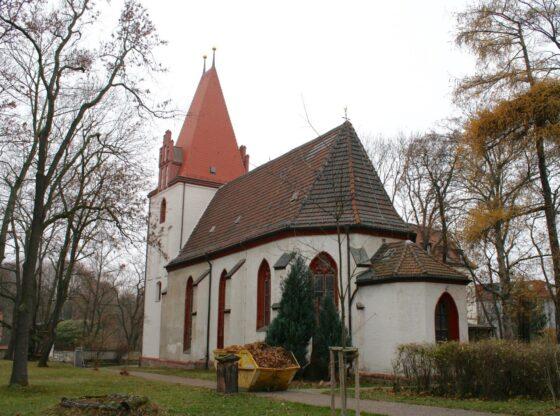 Christuskirche Leipzig Eutritzsch