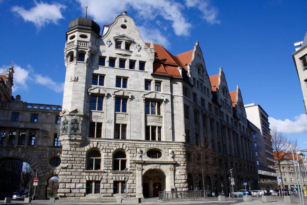 Stadthaus Leipzig am Burgplatz 1