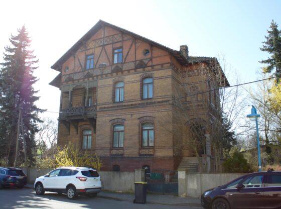 Villa Kretschmann in Borsdorf in der Industriestrasse