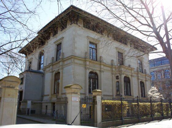 Villa Polz - Bläserhaus im Leipziger Waldstrassenviertel