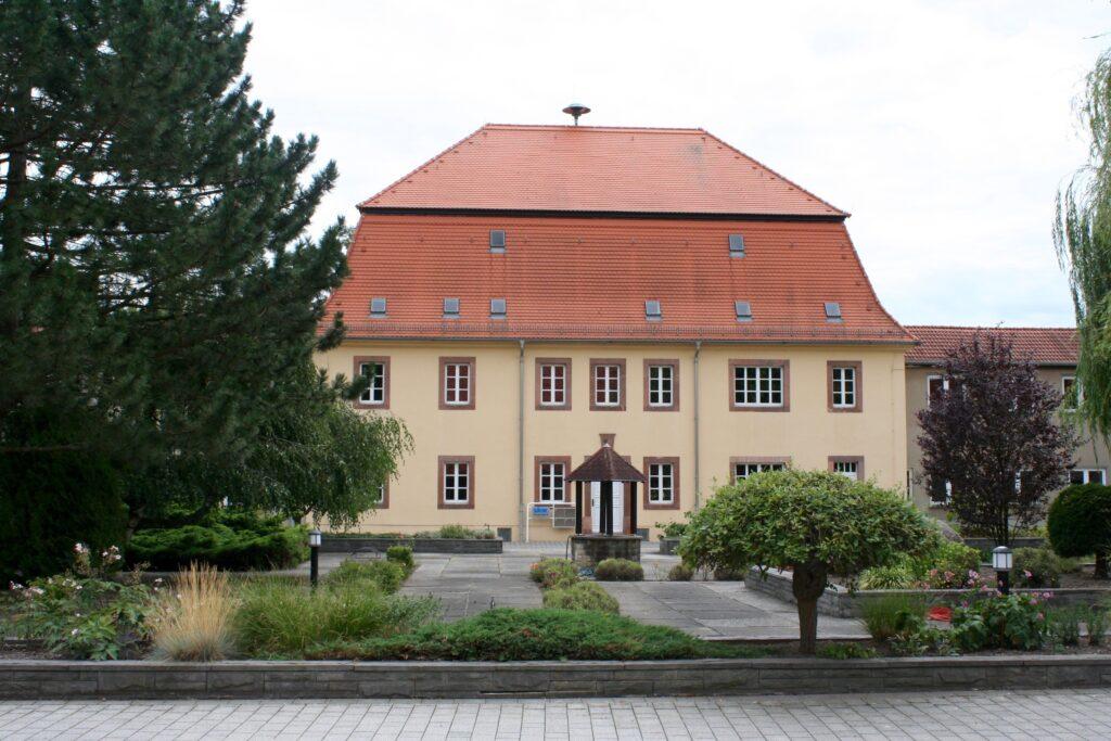 ehemaliges Herrenhaus des Rittergutes Cunnersdorf bei Taucha