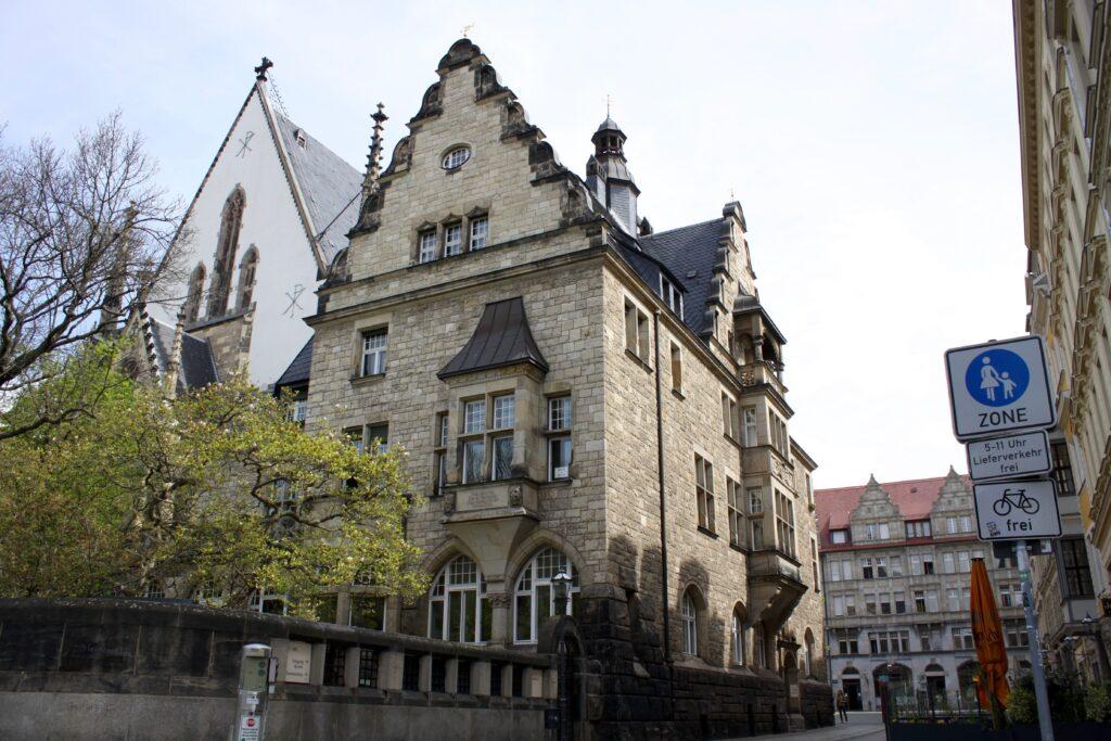 ehemaliger Sitz der Superintendur im Thomaskirchhof