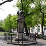 Altes Bach-Denkmal am Dittrichring