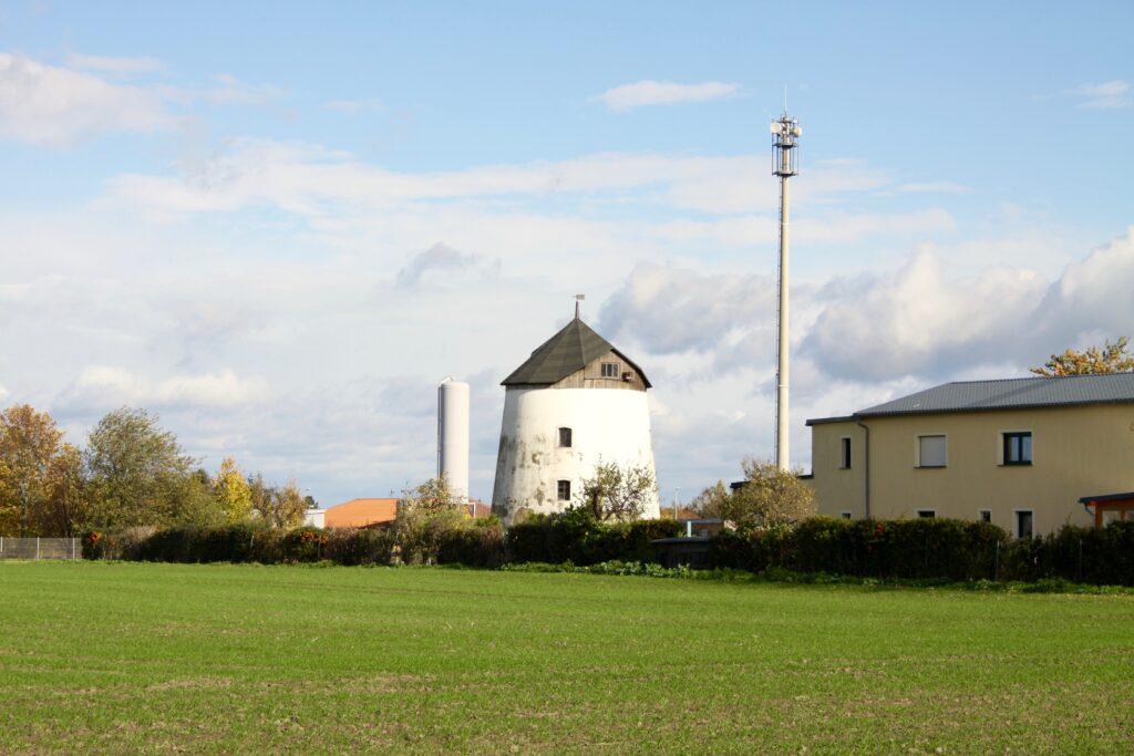 Bechers Mühle in Eilenburg