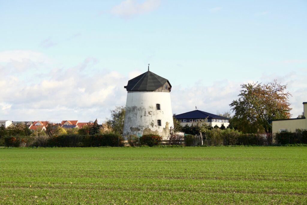 Holländermühle Eilenburg an der Leipziger Landstrasse