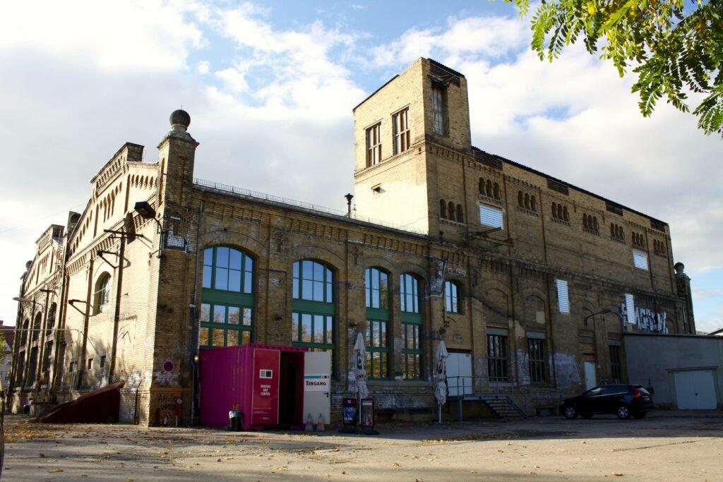 Kunstkraftwerk - Zentrum für Kultur- und Ausstellung