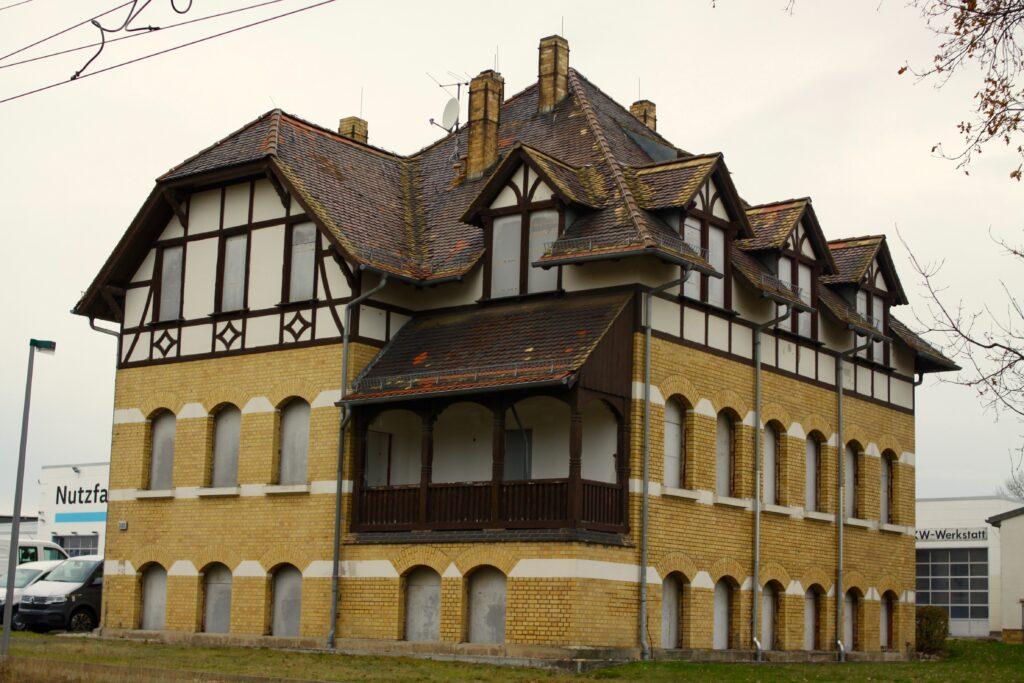 ehemaliges Kinderheim an der Torgauer Strasse 331a