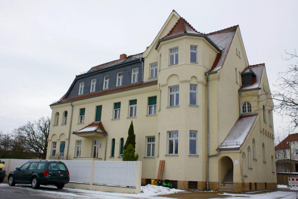 ehemalige Villa des Fabrikanten Albert Krautzberger in Holzhausen