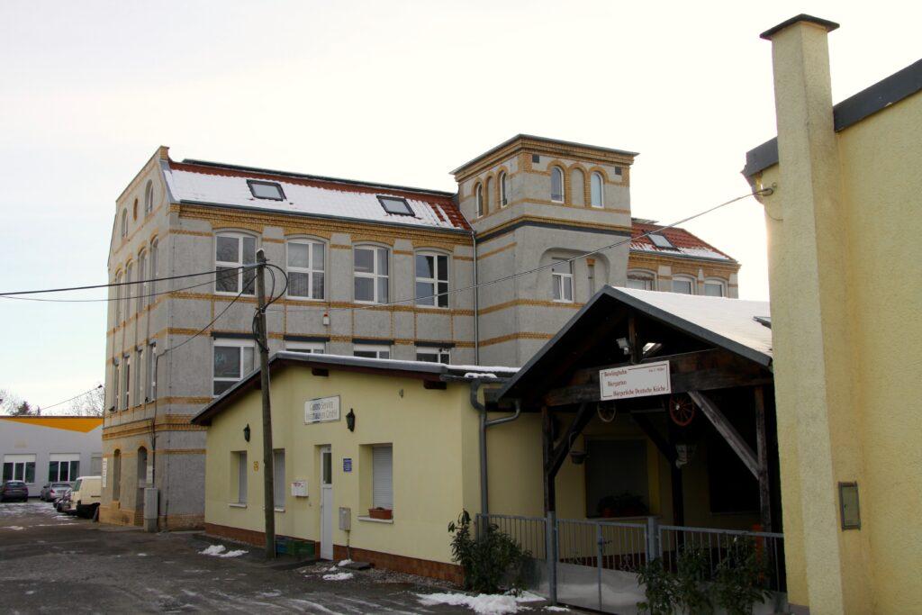 um 1904 sowie 1905 für Krautzberger als Fabrikgebäude errichtet - später als Gebäude für VEB Sprio Werke genutzt