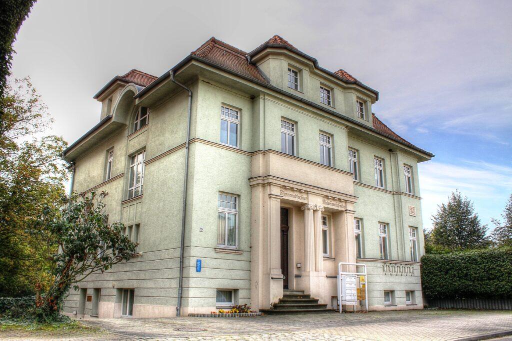 Bürgermeisterhaus in Eilenburg - Villa Am Anger 29