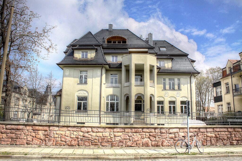 Villa Richard Linnemann in der Springerstrasse 2