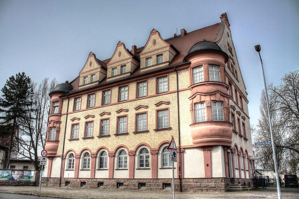 ehemaliges Postamt Engelsdorf