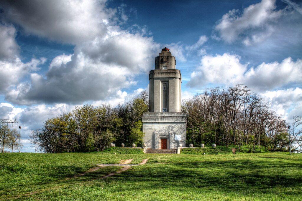 Bismarckturm in Lützschena-Stahmeln