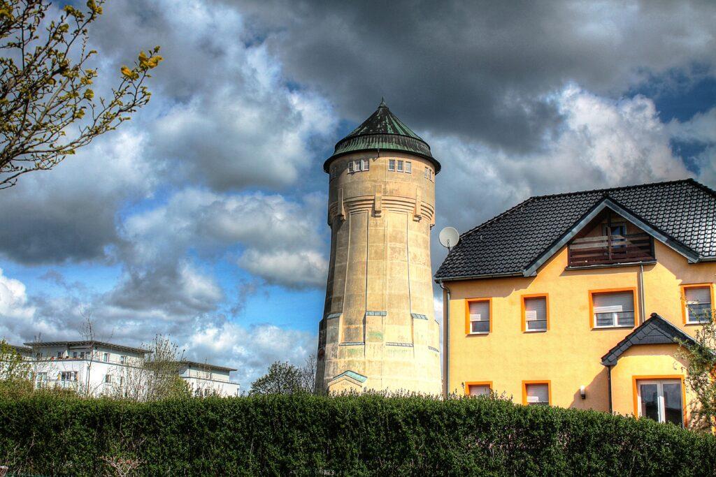Wasserturm Wahren