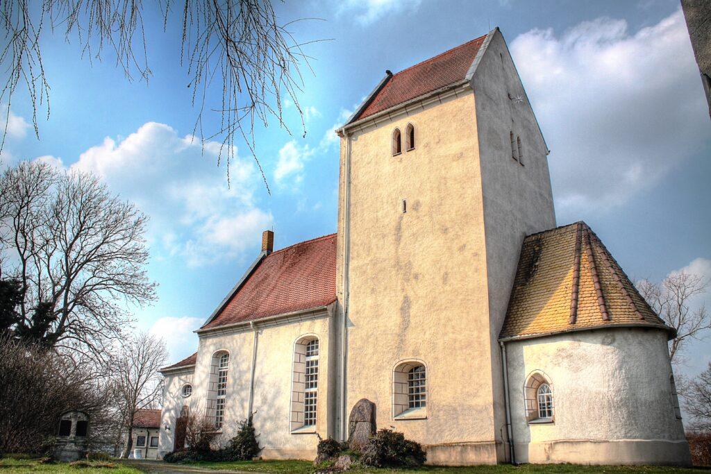 evangelische Kirche Hirschfeld