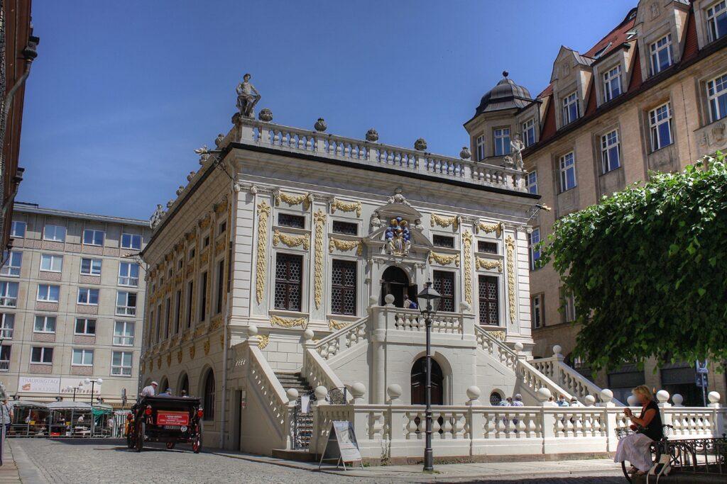 Alte Handelsbörse am Naschmarkt