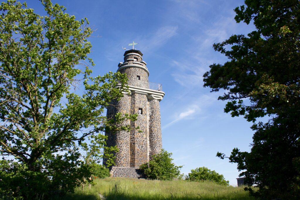 Bismarckturm Wurzen auf dem Wachtelberg