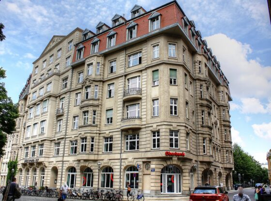Wünschmanns-Hof am Dittrichring 18-20