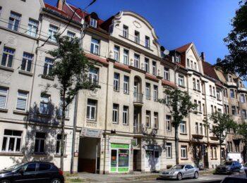 ehem. Bau- und Möbeltischlerei Wagner & Jänichen im Stadtteil Mockau
