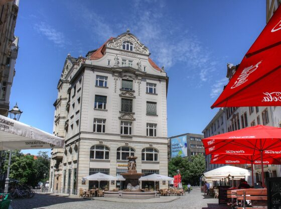 Lipsia-Haus am Barfußgässchen